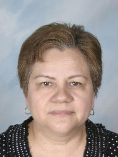 Delia Buenrostro, Senior Office Technician