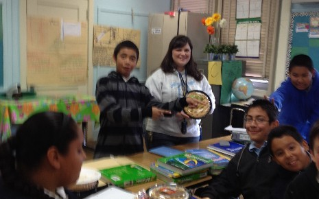 PI day with MS. KARUZA - AP for Instructions