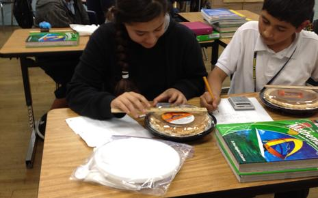 PI DAY in Ms. Cruz's classes
